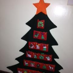 Family advent tree 2