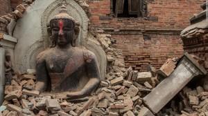Nepal statue